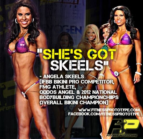 Sponsored Bikini Competitor
